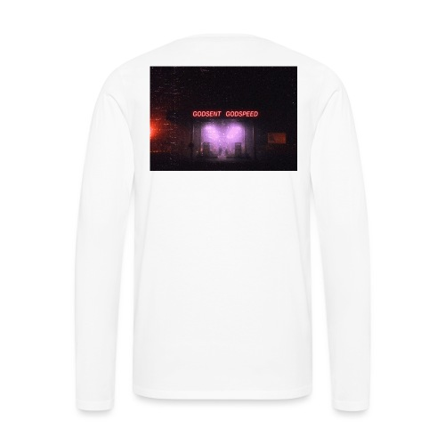 GODSENT - Men's Premium Longsleeve Shirt