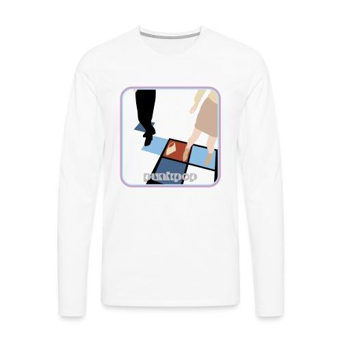 Pulp Disco PunkPop - Maglietta Premium a manica lunga da uomo