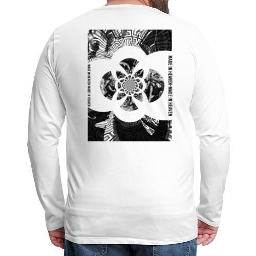 gfg - Mannen Premium shirt met lange mouwen