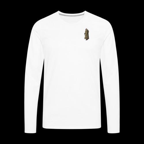 Ivan Cat - Men's Premium Longsleeve Shirt