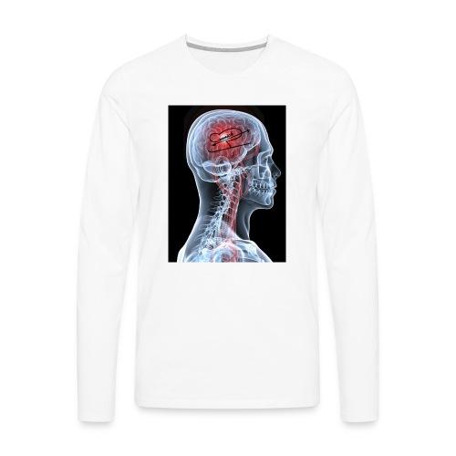 connick logo - Men's Premium Longsleeve Shirt