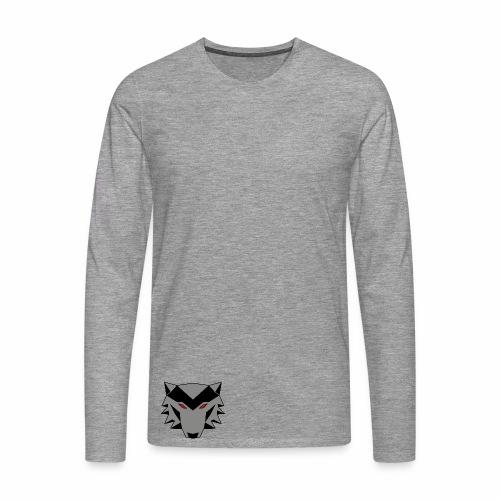 Xepa Fitted - Men's Premium Longsleeve Shirt