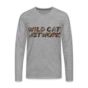 WildCatNetwork 1 - Men's Premium Longsleeve Shirt
