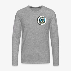 U & I Logo - Men's Premium Longsleeve Shirt