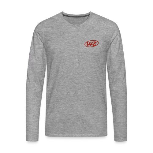 WeeZers Series 1 Simple - Men's Premium Longsleeve Shirt