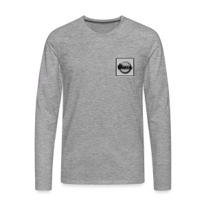 YouTube Channel Logo - Men's Premium Longsleeve Shirt