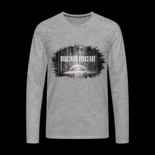 Forme déchiré - Moonshine Oversight - T-shirt manches longues Premium Homme