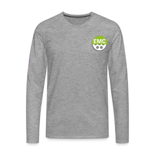 ElektroMobilitätsClub Icon - Männer Premium Langarmshirt