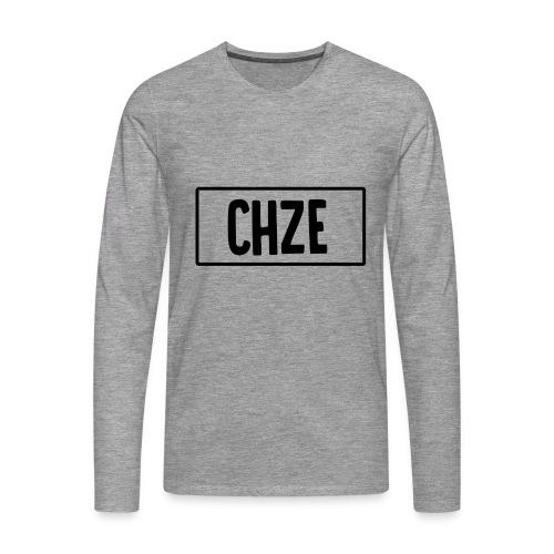 CHZE - Men's Premium Longsleeve Shirt