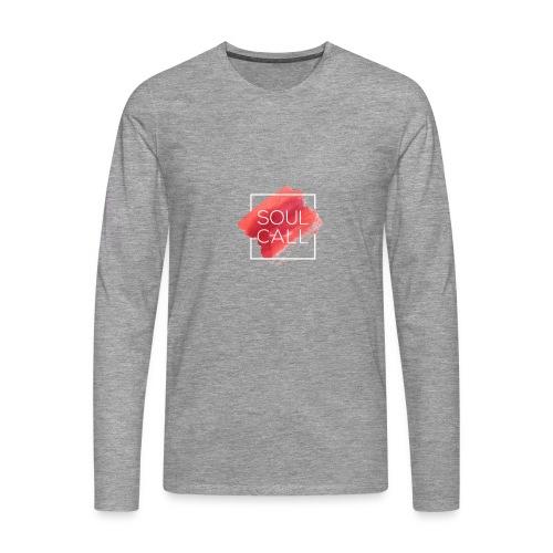 Soulcall - Maglietta Premium a manica lunga da uomo