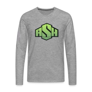 SxAshHowl,s Youtube merch - Men's Premium Longsleeve Shirt