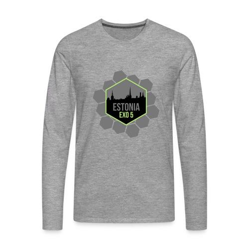 EXO5 cell - Men's Premium Longsleeve Shirt