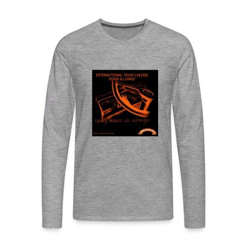 Unity - T-shirt manches longues Premium Homme