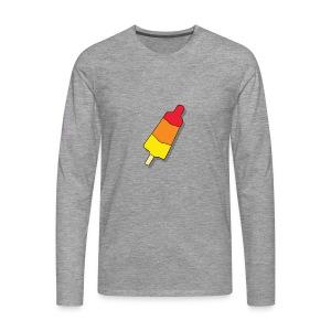 Flierp Rocket Science - Mannen Premium shirt met lange mouwen