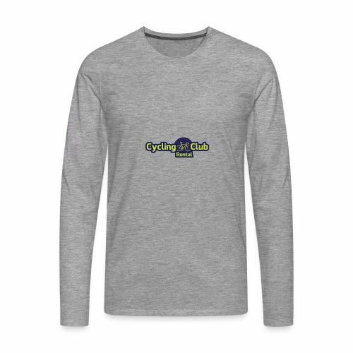 Cycling Club Rontal - Männer Premium Langarmshirt
