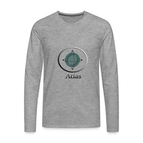 polaris - T-shirt manches longues Premium Homme