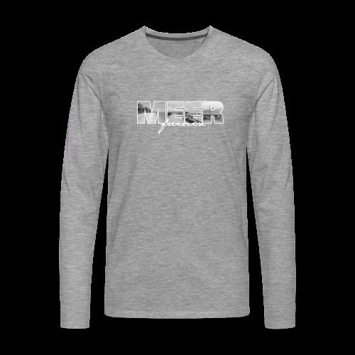 MEER - Männer Premium Langarmshirt