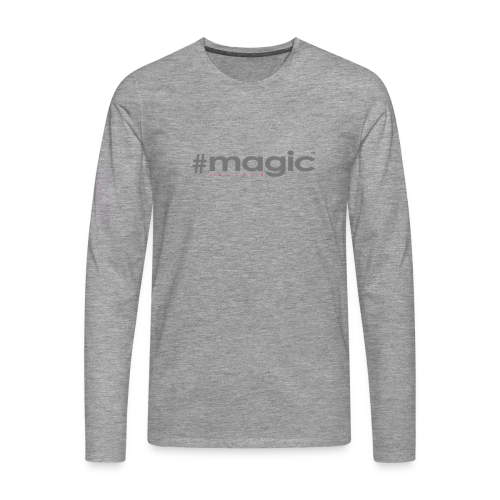 # magic - Männer Premium Langarmshirt