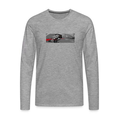 4X Print tee - Men's Premium Longsleeve Shirt