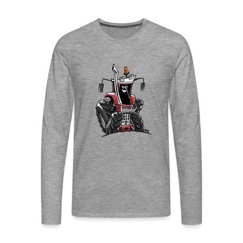 case 856XL kleur - Mannen Premium shirt met lange mouwen