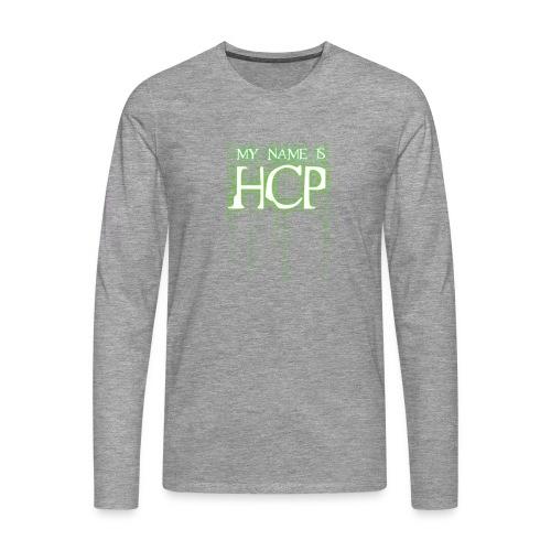 SAP HCP NEO - Jam Band 2016 Barcelona Edition - Männer Premium Langarmshirt