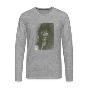 I Fear - Koszulka męska Premium z długim rękawem