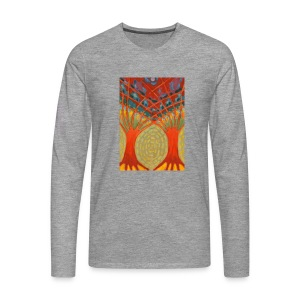 Do Nieba - Koszulka męska Premium z długim rękawem