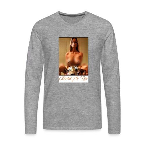 Tigrou - T-shirt manches longues Premium Homme