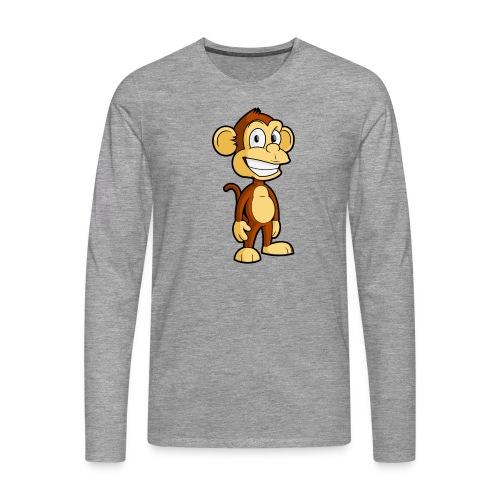 MistaMonkey - Men's Premium Longsleeve Shirt