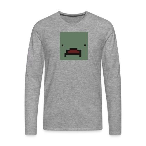Unturned Top - Men's Premium Longsleeve Shirt