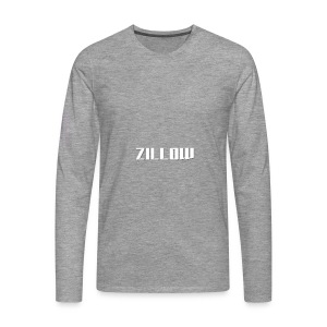 Zillow - Men's Premium Longsleeve Shirt