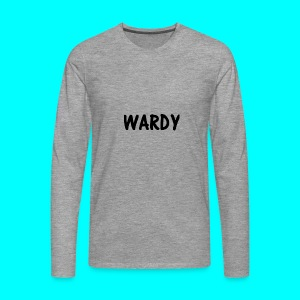 Wardy - Men's Premium Longsleeve Shirt