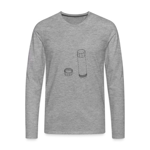 Gluestick (no text). - Men's Premium Longsleeve Shirt