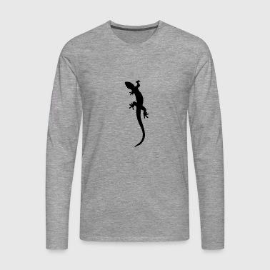 lizard - Men's Premium Longsleeve Shirt