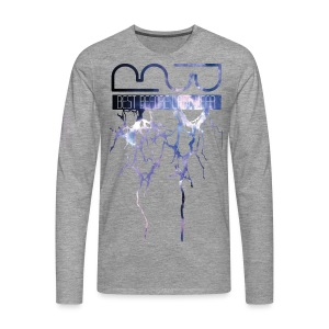 Men's shirt Lightning - Men's Premium Longsleeve Shirt