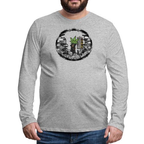 Tresor - Männer Premium Langarmshirt