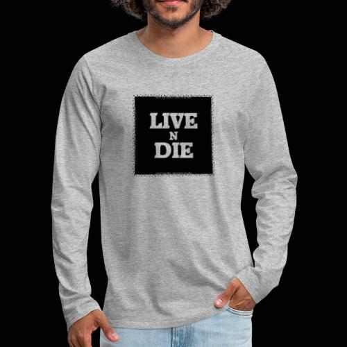 LND BLACK BoX - T-shirt manches longues Premium Homme
