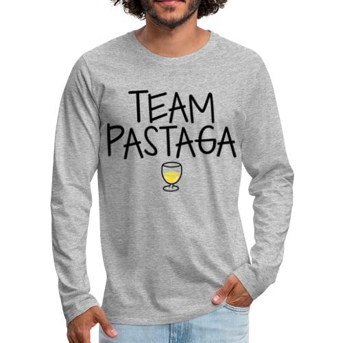 TEAM PASTAGA - T-shirt manches longues Premium Homme