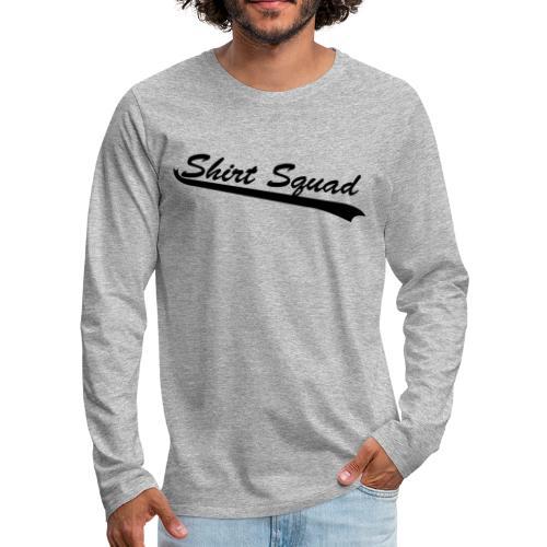 American Style - Men's Premium Longsleeve Shirt