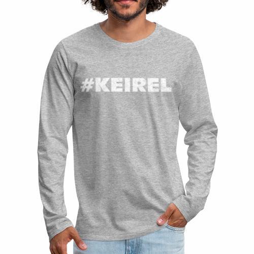 Keirel - Mannen Premium shirt met lange mouwen