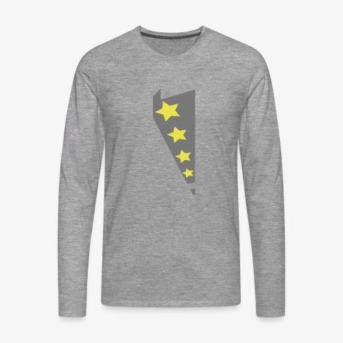 dessin - T-shirt manches longues Premium Homme