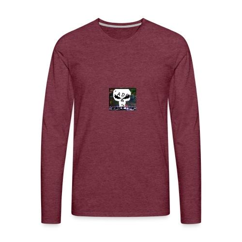 J'adore core - Mannen Premium shirt met lange mouwen