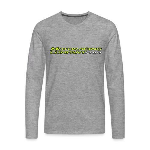 MRC - Miesten premium pitkähihainen t-paita