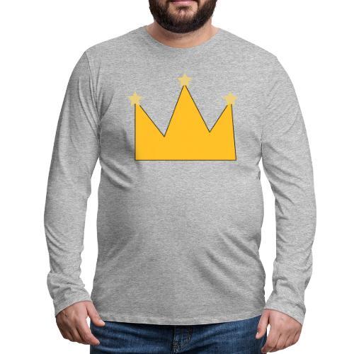 kroon - T-shirt manches longues Premium Homme