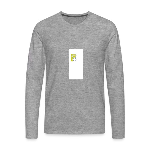 LogoTS - Männer Premium Langarmshirt
