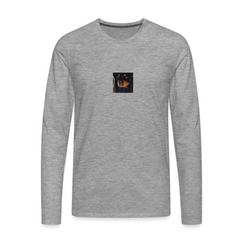 hoodie - Men's Premium Longsleeve Shirt