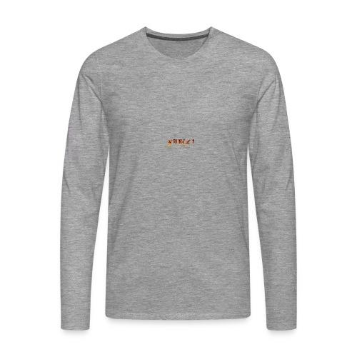 26185320 - T-shirt manches longues Premium Homme