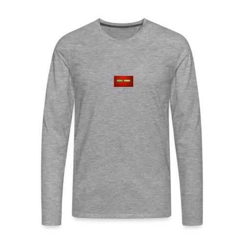 th3XONHT4A - Men's Premium Longsleeve Shirt