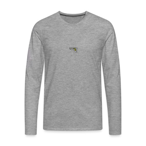 rickard - Långärmad premium-T-shirt herr