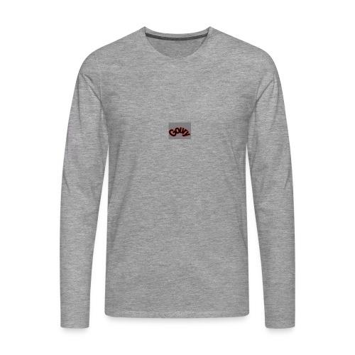 DF7644A4 0BAA 498F A5FF 7FDF8FFFBED2 - Mannen Premium shirt met lange mouwen